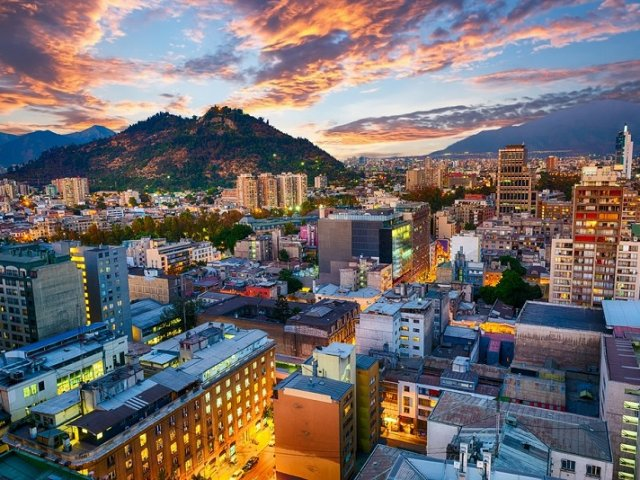Fuso Horário no Chile x Brasil