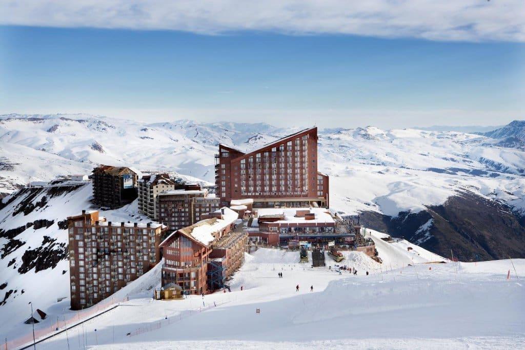 Mais informações sobre o Valle Nevado no Chile