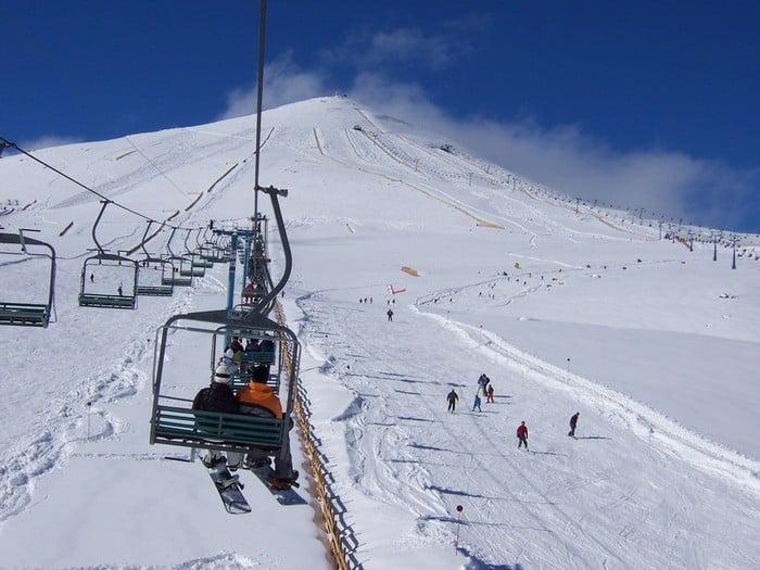 Como chegar ao Valle Nevado?