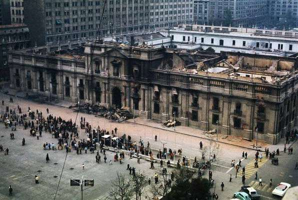História do Palácio de La Moneda