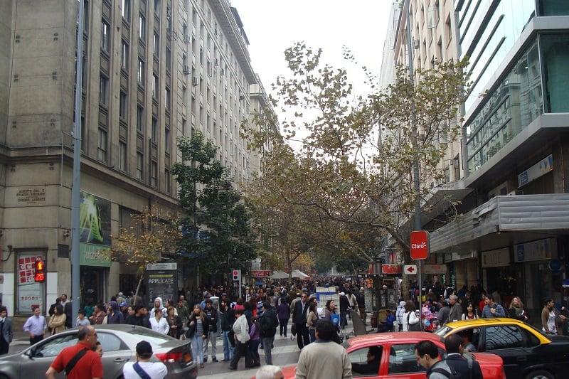 Dia 4 em Santiago do Chile