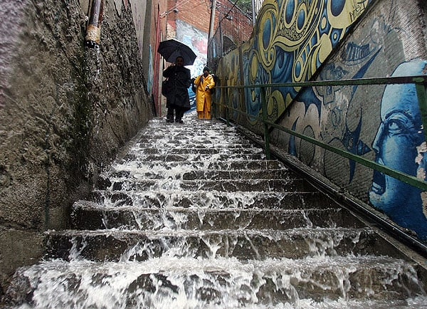 Inverno em Valparaíso