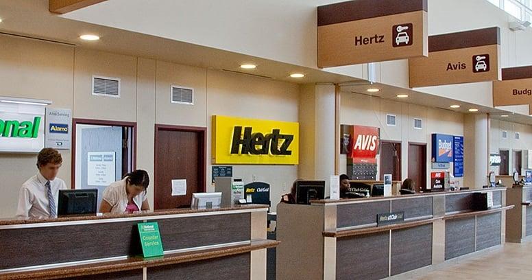 Melhores empresas de aluguel de carro no aeroporto de Santiago