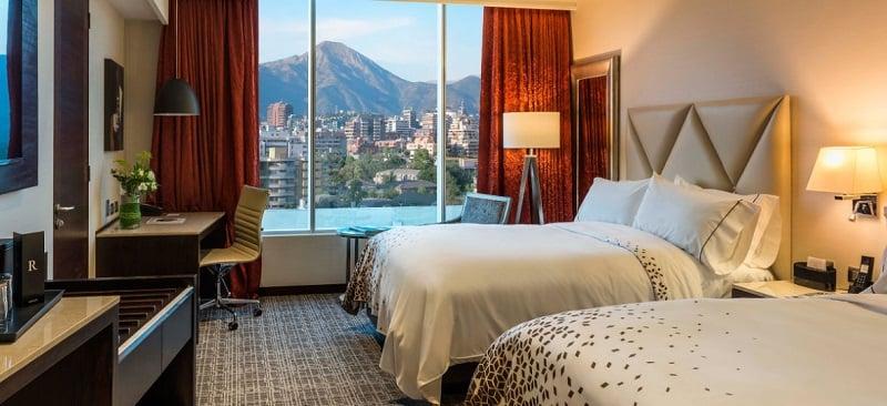 Hotéis para deficientes físicos em Santiago