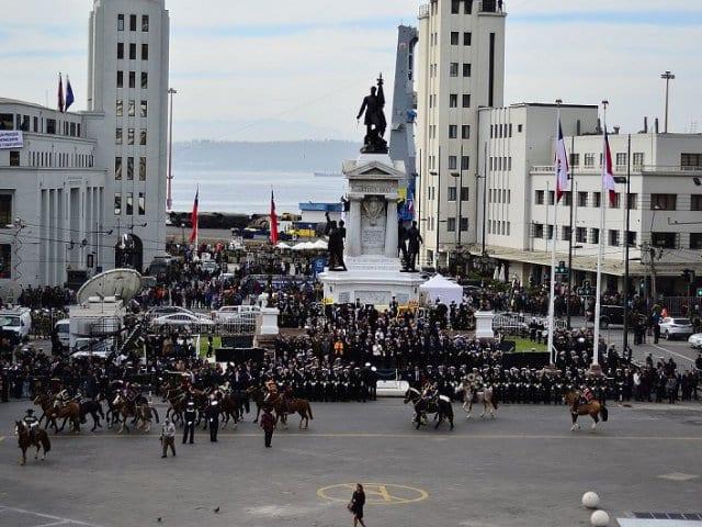 Feriados em Valparaíso em 2018