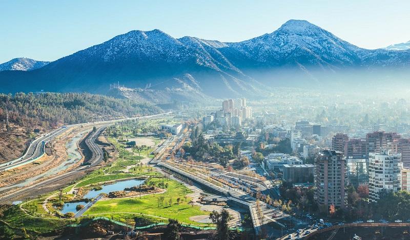 Visual de Santiago do Chile