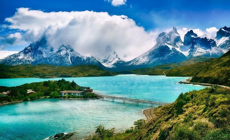Beleza de Torres del Paine - Chile
