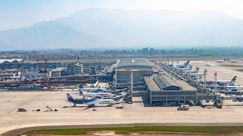Aeroporto de Santiago - Chile