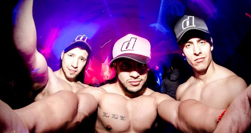 Balada LGBT Club Divino