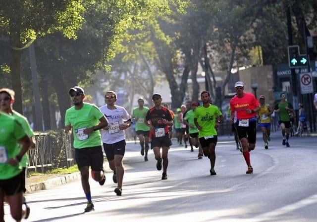 Maratona de Santiago do Chile