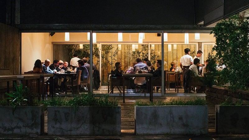 Restaurantes Boragó