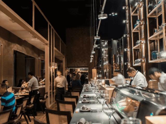 Restaurantes no bairro de Vitacura em Santiago do Chile