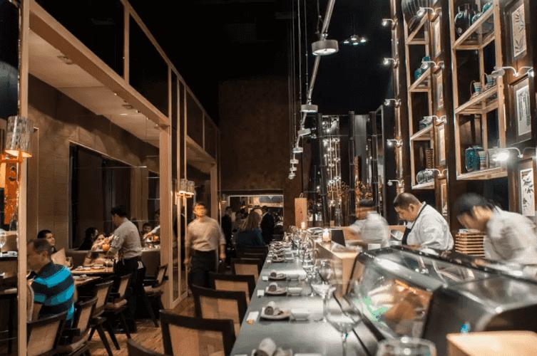 Restaurante Osaka