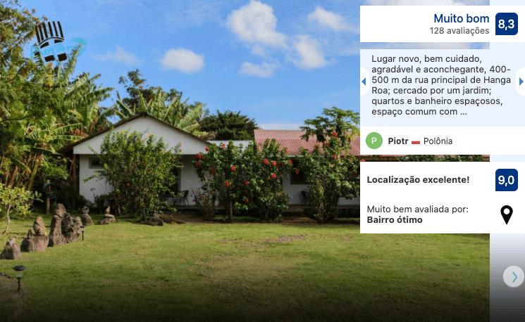 Hostal Aorangi na Ilha de Páscoa