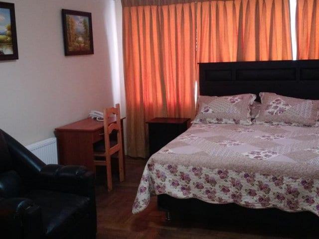Hotéis bons e baratos em Temuco