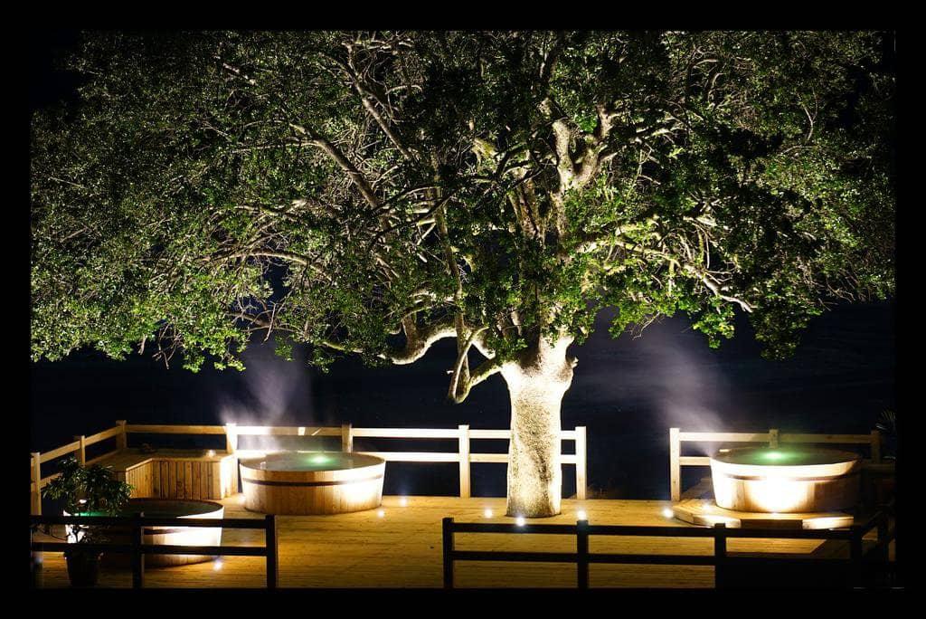 Spa do Hotel Pucon Green Park