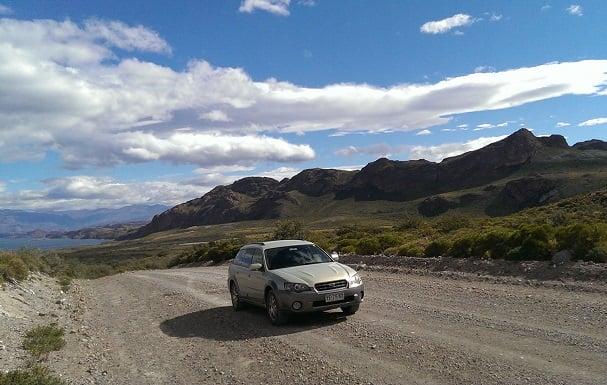 Viagem de carro pelo Chile