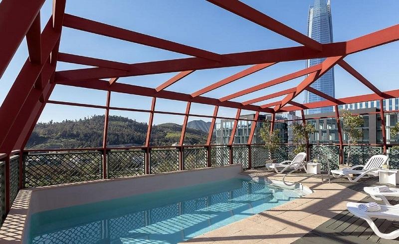 Hotel Four Points by Sheraton em Santiago