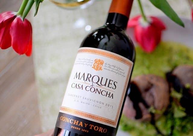 Ingresso para o passeio Marques pela vinícola Concha y Toro no Chile