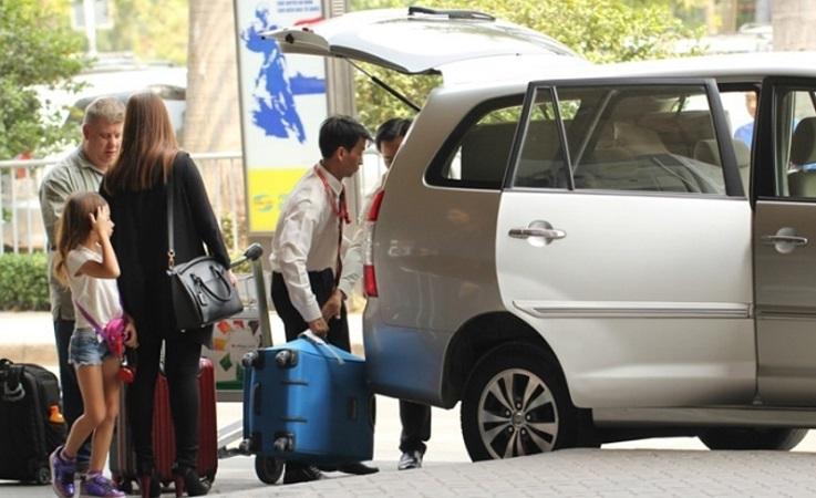 Transfer em aeroporto
