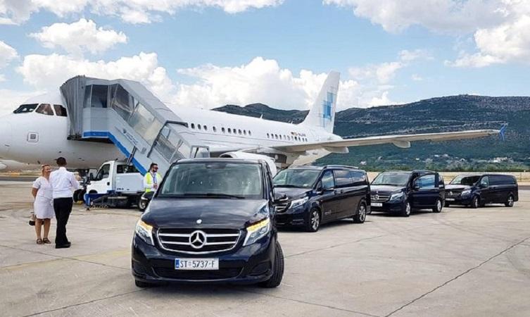 Transfers em aeroporto