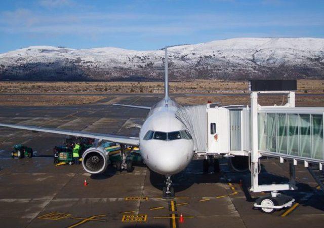 Transfer do aeroporto de Puerto Natales até o centro turístico