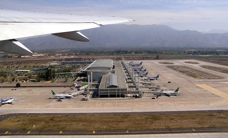 Transfer do aeroporto de Valparaíso até o centro turístico