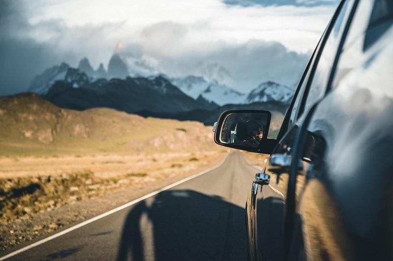 Carro em Punta Arenas