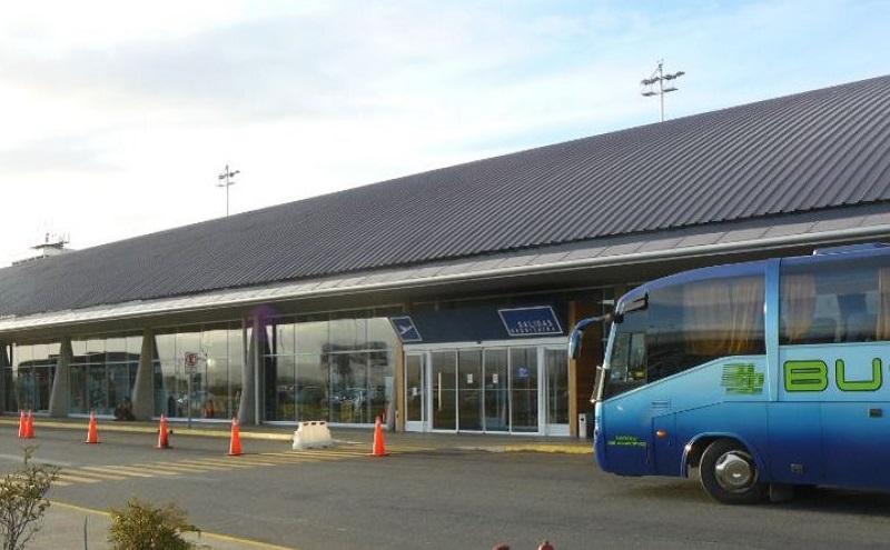 Ônibus em Punta Arenas