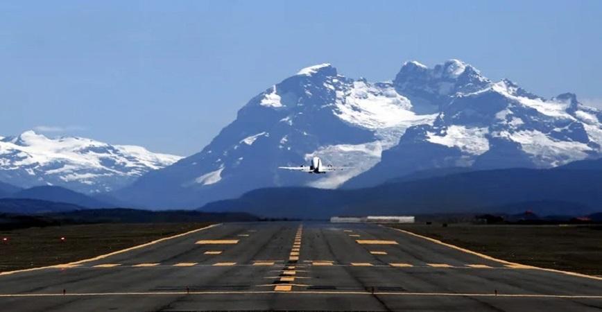 Como ir do aeroporto de Puerto Natales ao centro turístico